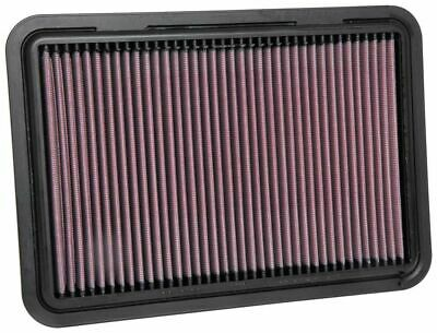 K&N 33-3130 High Flow Air Filter for Suzuki Swift 1.4 2017-2019