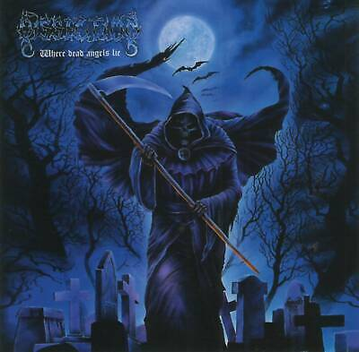 DISSECTION - WHERE DEAD ANGELS LIE (1996)Death Black Metal CD EP Jewel Case+GIFT