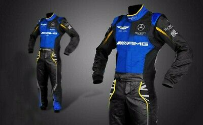 Mercedes-Amg-Go Kart Racing Suit Cik Fia Level Ii Approved
