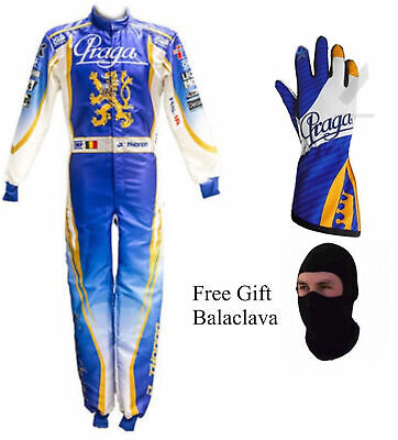 Praga-Go Kart Racing Suit Cik Fia Level Ii Approved