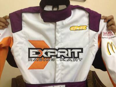 Exprit-Go Kart Racing Suit Cik Fia Level Ii Approved
