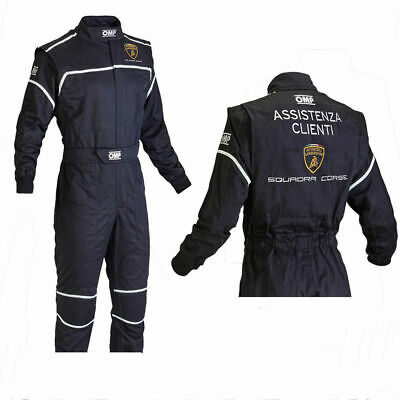 Omp-Go Kart Racing Suit Cik Fia Level Ii Approved