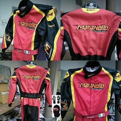 Maranello-Go Kart Racing Suit Cik Fia Level Ii Approved