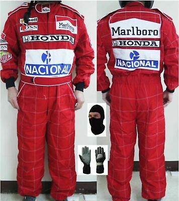 Marlboro-Go Kart Racing Suit Cik Fia Level Ii Approved