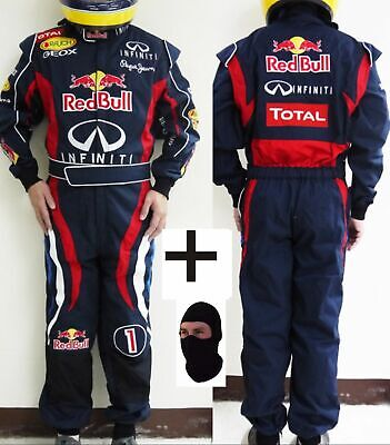 Redbull-Go Kart Racing Suit Cik Fia Level Ii Approved