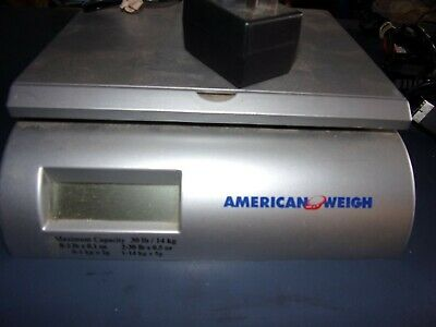 AMERICAN WEIGH 30 lb Scale Capacity