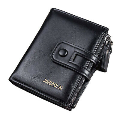 Fashion Bifold Wallet PU Leather Multi Card Organizer Holders for Women Men
