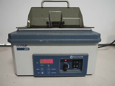 Fisher Scientific IsoTemp 205 Heated Water Bath