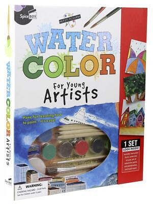 Watercolor Kit - SpiceBox Free Shipping!