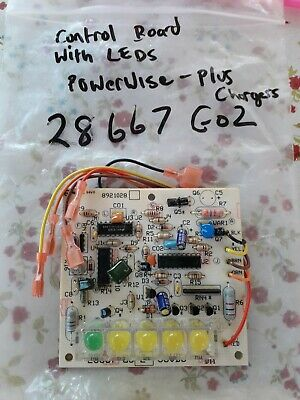 Ezgo Control Board With LEDS Powerwise Plus Chargers 28667G02