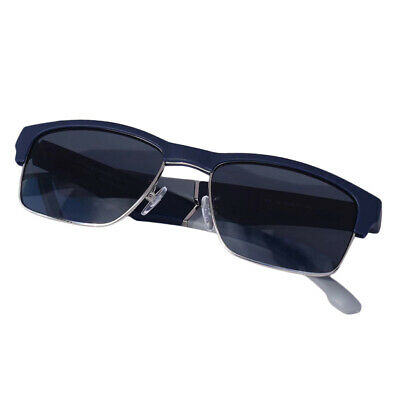 Blue K2 Bluetooth Smart Multifunction Glasses One Button Calling Answering