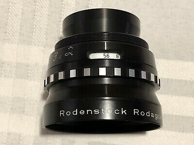 Vintage Rodenstock RODAGON 150mm 5.6 Enlarging Lens