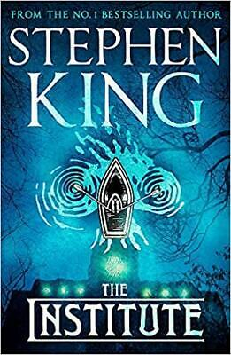 The Institute by Stephen King Express Shipping