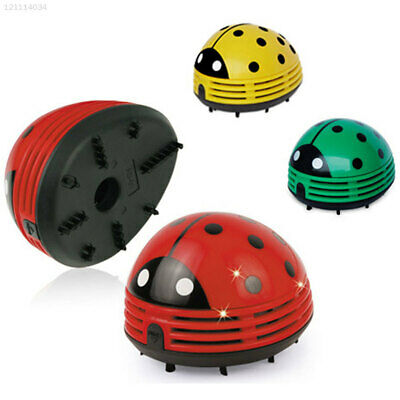 CD76 Ladybird Cleaning Brush Dust Collector Car Kitchen Multi Function