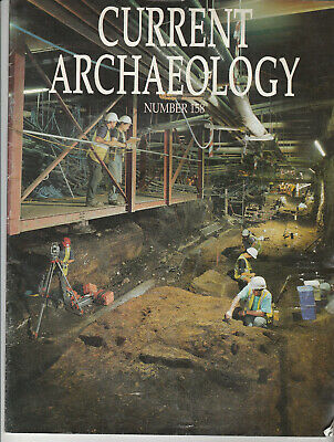 CURRENT ARCHAEOLOGY Magazine July 1998