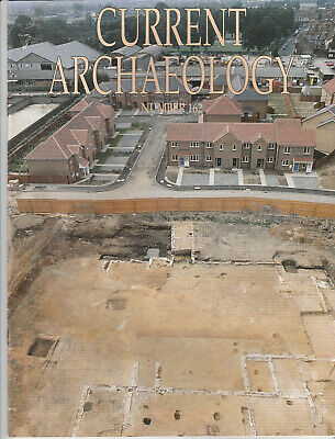 CURRENT ARCHAEOLOGY Magazine April 1999