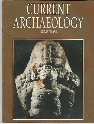 CURRENT ARCHAEOLOGY Magazine December 1997