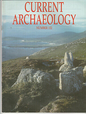CURRENT ARCHAEOLOGY Magazine April 1997
