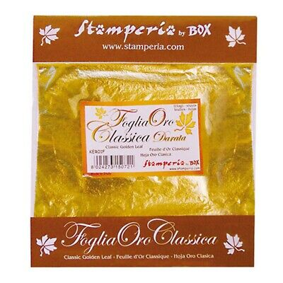 Classic Golden Leaf Sheets Ker01f)