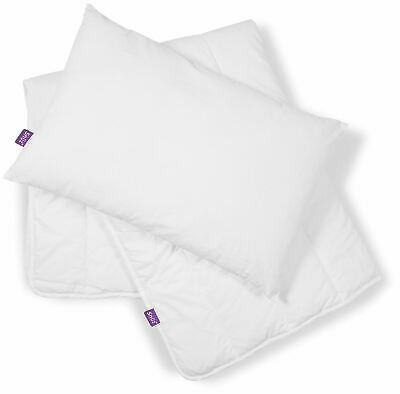 Snuz DUVET AND PILLOW COT SET 4.0 TOG (100X120CM) Toddler Nursery Bedding - BN