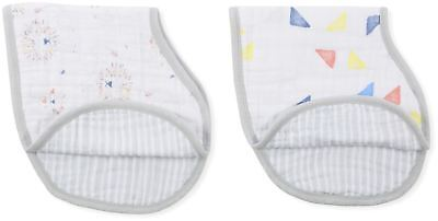 Aden + Anais CLASSIC BURPY BIBS - LEADER OF THE PACK Baby BN