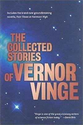 Vernor Vinge - THE COLLECTED STORIES OF ... - 1st/1st - Ex-Library
