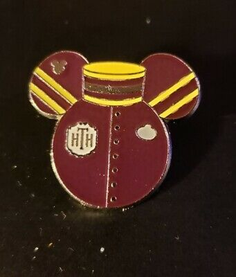 Disney Collectible Pin - Hidden Mickey - Cast Costumes - Tower of Terror #108468