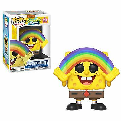 Funko Pop! Animation: SpongeBob (S3) - SpongeBob (Rainbow) Vinyl Figure