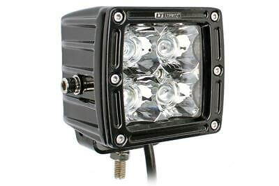 LED Phares 12v Spot Lumineux 10° 20W Phares Supplémentaires 1400lm Tracteur