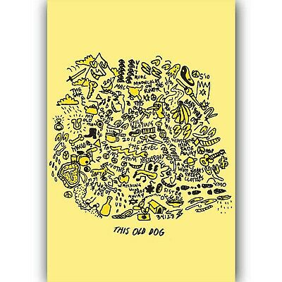 Custom Personalized Silk Poster Wall Decor Mac DeMarco This Old Dog