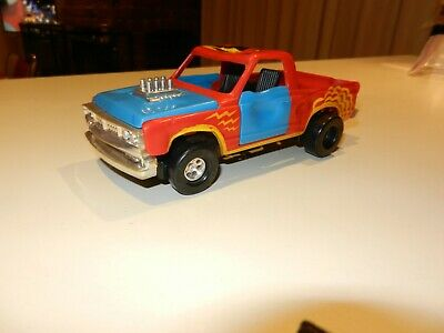 Smash up derby ute complete KENNER SSP  TUFF TOM SOLD AS SHOWN