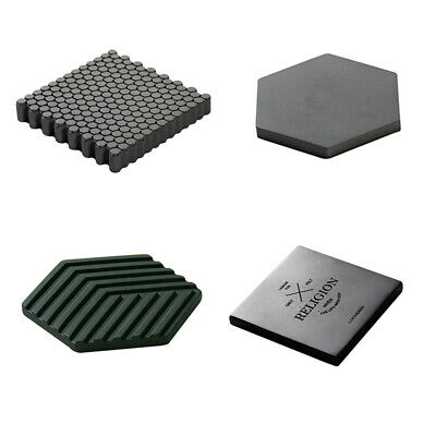 New Coaster Mould Concrete Cement Wall Brick Silicone Mould DIY Home Decoration