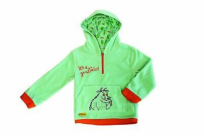 THE GRUFFALO - Casual Hooded Fleece -  Size 5-6 years by Briers - UNISEX
