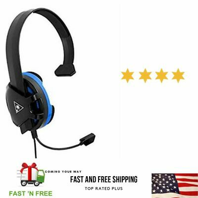 Turtle Beach Ear Force Recon Chat Gaming Headset PS4  playstation 4 Glasses