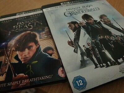 Fantastic Beasts 2-Film Collection (4K Ultra HD)