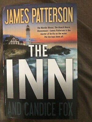 """James Patterson """"The Inn"""" with Candace Fox"""