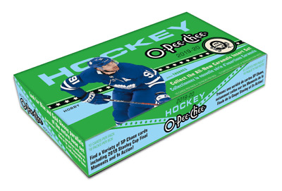 2019-20 O-Pee-Chee OPC Hockey Hobby Box Sealed - CollectorsAvenueCom