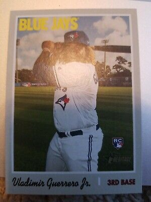 2019 TOPPS Heritage High Number BASEBALL SINGLES - Complete your Sets!