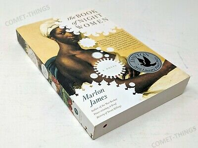 The Book of Night Women ~ Marlon James Softcover LIKE NEW