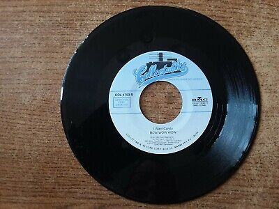 1980S MINT-EXC+Blow MONKEYS/Bow Wow Wow-Digging Your Scene /I Want Candy 4703 45