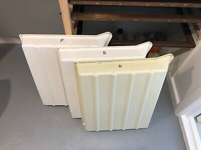 "Paterson PTP327W 16 x 20"" (40x50cm) Developing Trays White x 3"