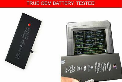 OEM Battery for Apple iPhone 8 Plus -2900 mAh - Original Battery True 0 Cycle