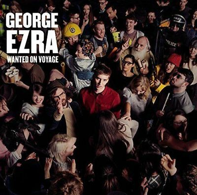 GEORGE EZRA Wanted On Voyage CD BRAND NEW 16 Tracks