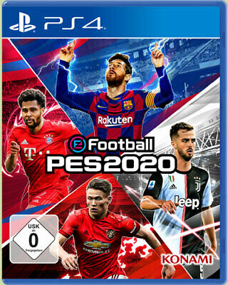 Pro Evolution Soccer 2020 (PES) (eFootball) - PS4 / XBOX ONE - *NEU*