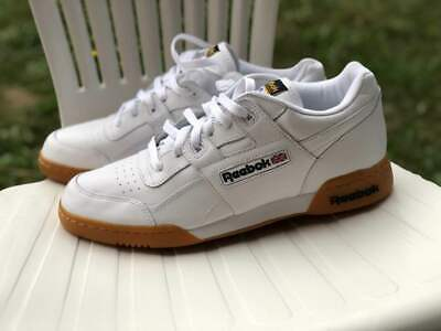 Details about Reebok Classic Workout plus 6040 Men's Shoes Sneaker Sneakers V67603 Size 43