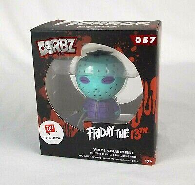 Bloody In Stock Horror DORBZ #057 Friday The 13th Jason Voorhees Exclusive