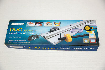 MINT Longridge Duo Bevel Mount Frame Cutting System in Box