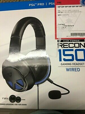 Turtle Beach Recon 150 PS4 Pro, PS4, Xbox One, PC, Mac and Mobile Compatible