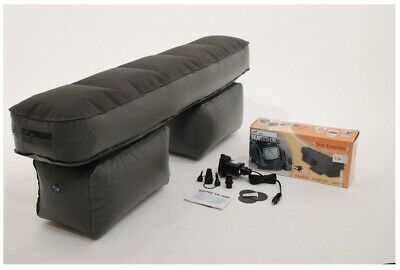 Petego Seat Extender Inflatable Pillow that Fills Gap Between Front & Back Seat