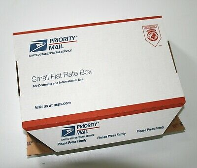 USPS Priority Mail Postage for USPS Small Flat Rate Box (Fast Shipping)